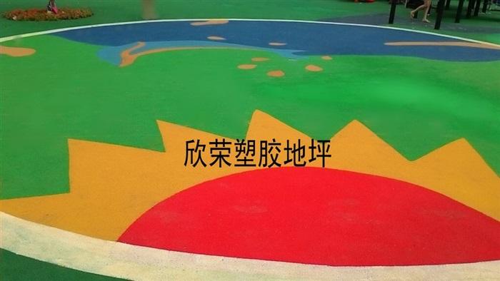 江苏泗洪县世纪公园游乐场地